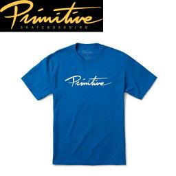 PRIMITIVE Tシャツ プリミティブ NUEVO SCRIPT TEEシャツ ティーシャツ スケートボード ブランド アパレル TEEシャツ ※メール便可
