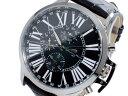 サルバトーレマーラ 腕時計 クロノグラフ メンズ SM14123-SSBK