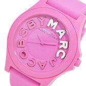 マーク バイ マークジェイコブス MARC BY MARC JACOBS レディース 腕時計 MBM4023 ピンク