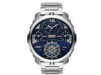 ディーゼルDIESELMACHINUSメタルクオーツメンズ腕時計DZ7361