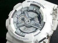 カシオCASIOGショックG-SHOCKハイパーカラーズ腕時計GA110C-7A