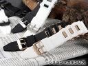 腕時計 替えベルト シリコンベルト シリコン 22mm RBSIL302WH/IPBK
