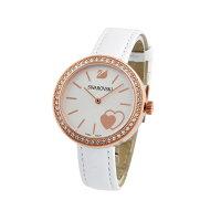 スワロフスキーSWAROVSKI5179367Daytime(デイタイム)WhiteHeartウォッチレディース腕時計
