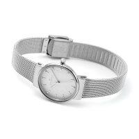 スカーゲンSKAGENSKW2195レディス腕時計ラインストーンインデックスメッシュストラップ