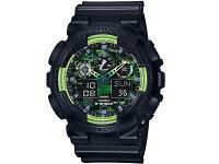 カシオCASIOGショックG-SHOCKアナデジメンズ腕時計GA-100LY-1A