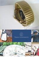 トランスコンチネンツTRANSCONTINENTS腕時計レディースボーイズTC-BD-003