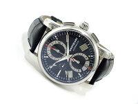 モンブランMONTBLANCスターSTAR自動巻き腕時計102377ブラック