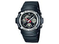 カシオGショックG-SHOCKアナデジメンズ腕時計AW-590-1AJF国内正規品