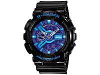 カシオGショックG-SHOCKハイパーカラーズメンズ腕時計GA-110HC-1AJF国内正規品