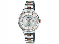 カシオCASIO電波ソーラーレディース腕時計SHW-1800BSG-7AJF国内正規品