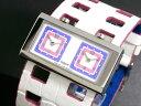 バガリー VAGARY デュアルタイム 腕時計 IZ0-019-20 ...