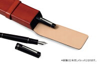 IlBussettoイルブセットペンケース2本差し7815105レッド