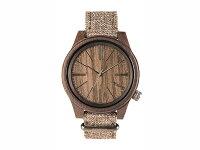 WEWOODウィーウッド腕時計メンズレディースTORPEDOCHOCOLINEN木製