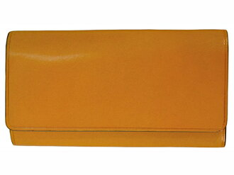 Il Bussetto IRB 設置私密金鑰持有者 4 皮革 7815202 黃色