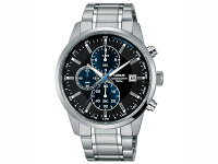 LORUSローラスメンズ腕時計RM329DX9クオーツクロノグラフ