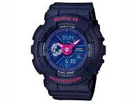 カシオCASIOベビーGBABY-G逆輸入アナデジレディース腕時計BA-110PP-2A
