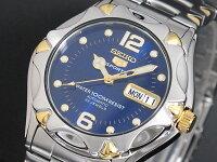 セイコーSEIKOセイコー5スポーツ5SPORTS日本製自動巻き腕時計SNZ458J1