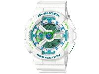 カシオCASIOGショックG-SHOCKアナデジ腕時計GA-110WG-7A