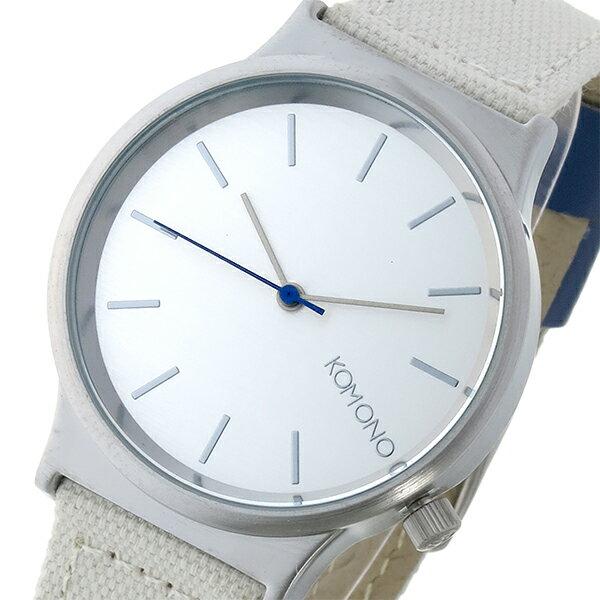 腕時計, レディース腕時計  KOMONO Wizard Heritage-Clay Blue KOM-W1357