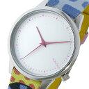 コモノ KOMONO Estelle-Rementer-Her クオーツ レディース 腕時計 KOM-W2402 シルバー