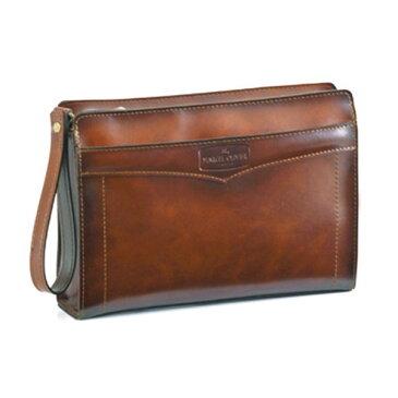 マルセルオリビエ シャドー メンズ ビジネスバッグ 25351 チョコ 国内正規