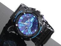 カシオCASIOGショックG-SHOCKハイパーカラーズ腕時計GA110HC-1A