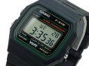 カシオ CASIO スタンダード デジタルクオーツ 腕時計 F91W-3