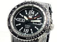 セイコーファイブSEIKO5スポーツ自動巻き腕時計SRP355J1fs2gm