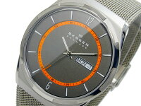 スカーゲンSKAGENクオーツメンズ腕時計SKW6007fs3gm