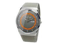 スカーゲンSKAGENクオーツメンズ腕時計SKW6007