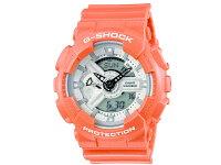 カシオCASIOGショックG-SHOCKマットメタリックシリーズアナデジ腕時計GA110SG-4A