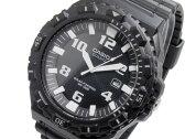 カシオ CASIO スポーツ 逆輸入 ソーラー ダイバーズデザイン メンズ 腕時計 MRW-S300H-1B ブラック