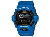 カシオCASIOGショックG-SHOCKG-LIDE腕時計GWX-8900D-2ブルー