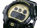 CASIO G-SHOCK 逆輸入 デジタル メンズ 腕時計 クレイジーカラーズ DW-6900CB-1 ゴールド×ブラック ラバーベルト