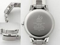 オリエントORIENTiOイオレディース腕時計電波時計ソーラーWI0011SD