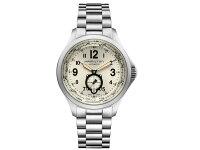 ハミルトンHAMILTONカーキアビエイション自動巻きメンズ腕時計H76655123