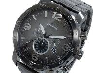 フォッシルFOSSIL腕時計メンズクロノグラフJR1437