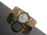 スカーゲンSKAGEN腕時計レディース358SRRDピンクゴールド