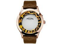 ロマゴデザインROMAGODESIGN腕時計レディースメンズユニセックスRM047-0314HH-BR