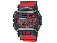 カシオCASIOGショックG-SHOCK逆輸入アナデジ腕時計GD-400-4メンズプロテクター