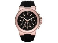 マイケルコースMICHAELKORSクロノグラフメンズ腕時計MK8184ピンクゴールド