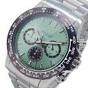 エルジン ELGIN クオーツ クロノ メンズ 腕時計 EG-002-...