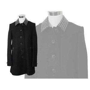 BURBERRY BRIT Burritto Women's Coat 3966124 Black S