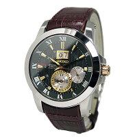 セイコーSEIKOプレミアキネティックパーペチュアル腕時計SNP127P1メンズ