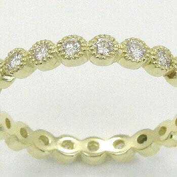 送料無料 ホワイトゴールド 18金 0.55カラット 18金 typeAAAA 2種類ございます ダイヤモンド フルエタニティ /(K18/) /(K18/) リング