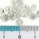 天然ダイヤモンド(ルース) 0.4ct 1石Hカラー・ I1