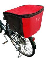●やっぱり日本製がいいね!●【HIRO自転車前かごカバー後用】テフォックス生地(テフロン加工)