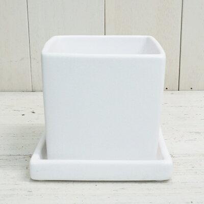 四角い植木鉢