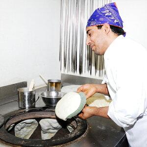 ■タンドールプレーンナン(1枚)インドカレーにピッタリ!ほんのり甘くサクサクでモチモチ!そのまま食べても美味しいですよ♪