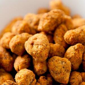 マサラピーナッツ(200g)【通常便】インド人コックさん手作り!ビールにもピッタリ!【ピーナッツ】【スパイス】【マサラ】【Masala】【Peanuts】【Spice】[ピーナッツ]【神戸アールティー】